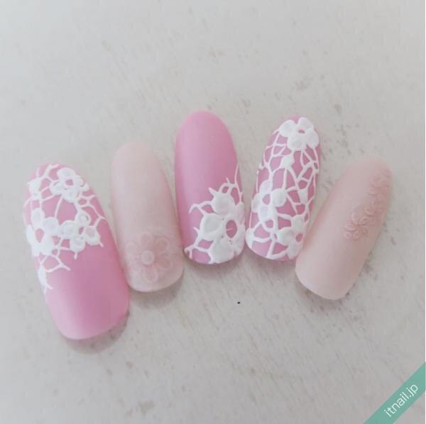 gloss nailが投稿したネイルデザイン [photoid:I0026978] via Itnail Design (643181)