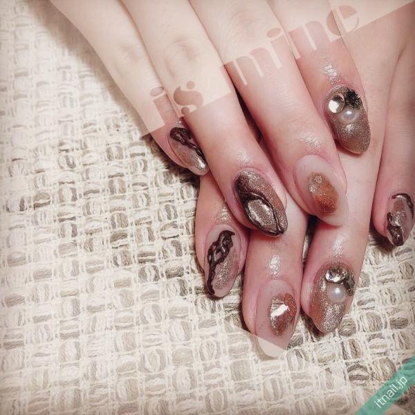 Petit Nail Miuが投稿したネイルデザイン [photoid:I0095765] via Itnail Design (642907)