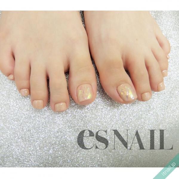 esNAILが投稿したネイルデザイン [photoid:I0086293] via Itnail Design (643026)