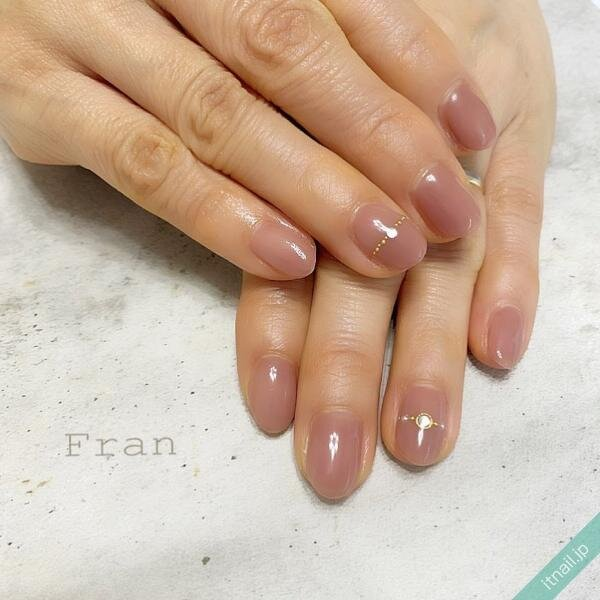 Franが投稿したネイルデザイン [photoid:I0093576] via Itnail Design (642479)