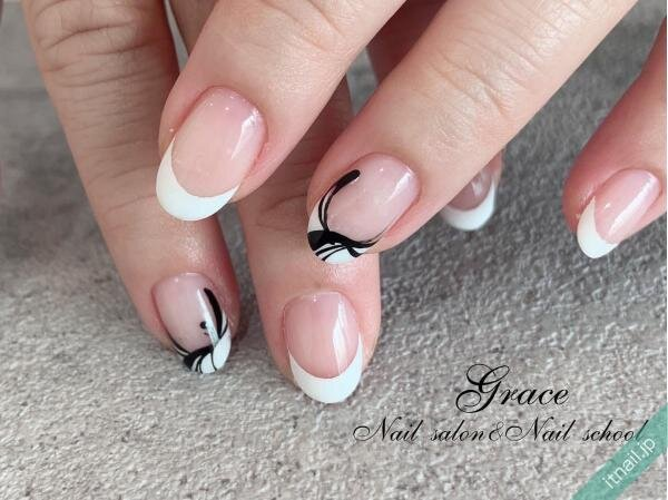 Graceが投稿したネイルデザイン [photoid:I0095992] via Itnail Design (643460)