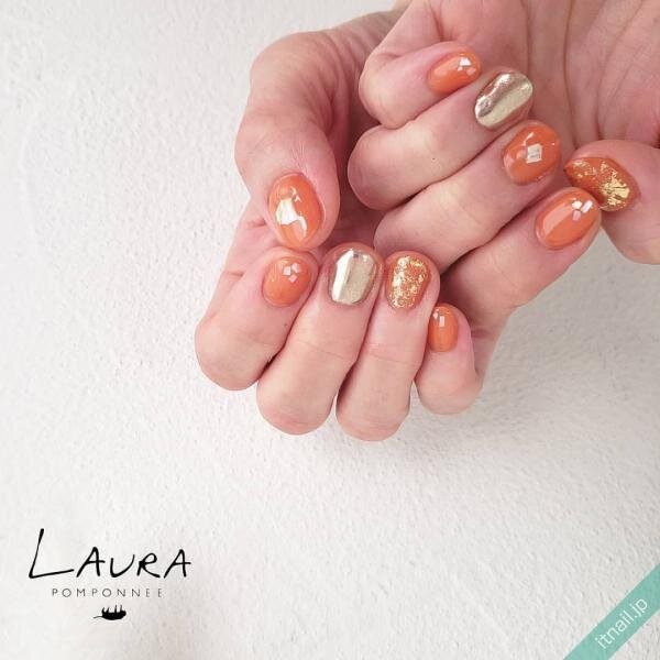 LAURA POMPONNEEが投稿したネイルデザイン [photoid:I0086059] via Itnail Design (642516)
