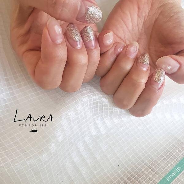 LAURA POMPONNEEが投稿したネイルデザイン [photoid:I0086009] via Itnail Design (643910)