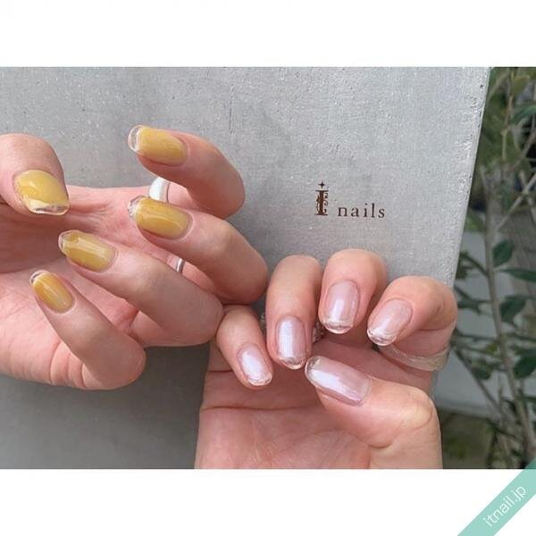 I nailsが投稿したネイルデザイン [photoid:I0087168] via Itnail Design (643684)