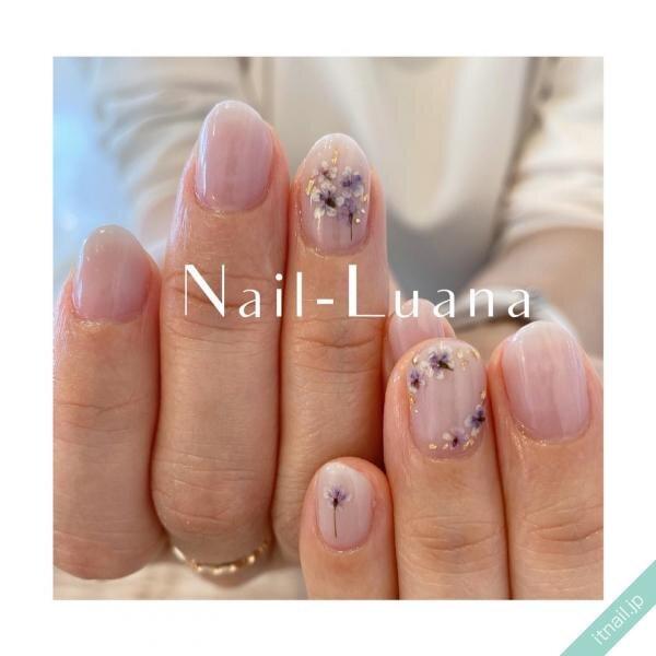 Nail-Luanaが投稿したネイルデザイン [photoid:I0096630] via Itnail Design (644374)