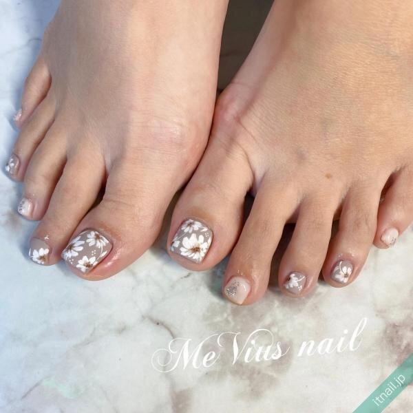MeVius nailが投稿したネイルデザイン [photoid:I0096495] via Itnail Design (644367)