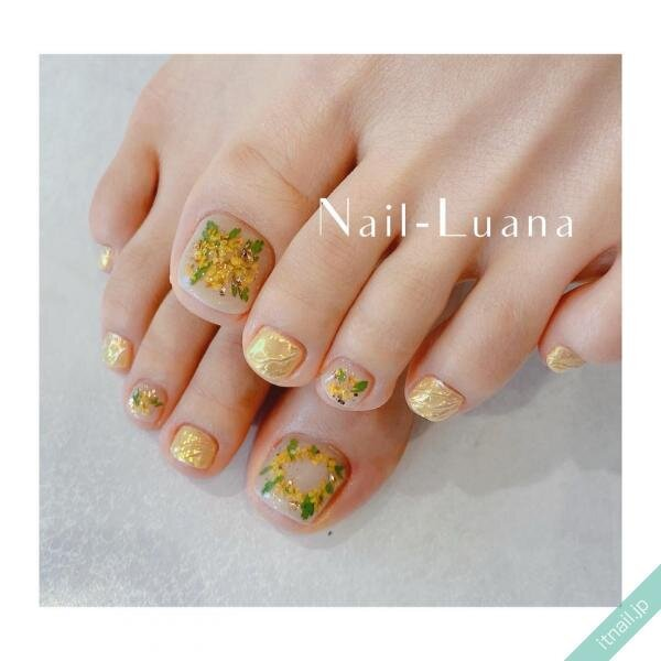 Nail-Luanaが投稿したネイルデザイン [photoid:I0096621] via Itnail Design (644360)