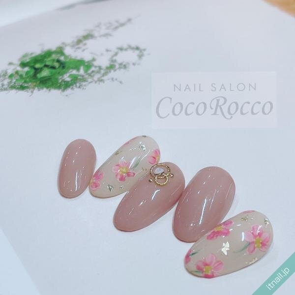 CocoRoccoが投稿したネイルデザイン [photoid:I0096563] via Itnail Design (644385)