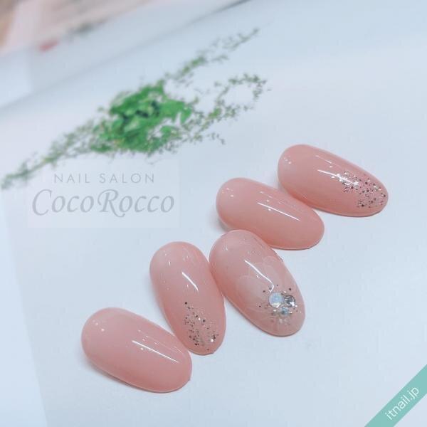 CocoRoccoが投稿したネイルデザイン [photoid:I0096559] via Itnail Design (644384)