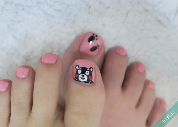 gloss nailが投稿したネイルデザイン [photoid:I0093030] via Itnail Design (642098)