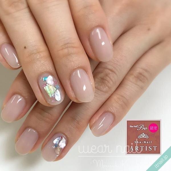 wear_nailが投稿したネイルデザイン [photoid:I0067968] via Itnail Design (644325)