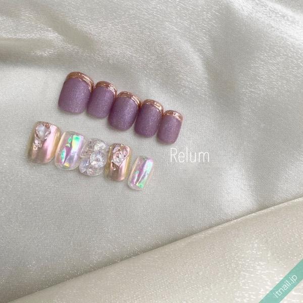 RELUMが投稿したネイルデザイン [photoid:I0095377] via Itnail Design (644131)
