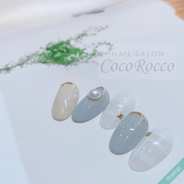 CocoRoccoが投稿したネイルデザイン [photoid:I0096591] via Itnail Design (644519)