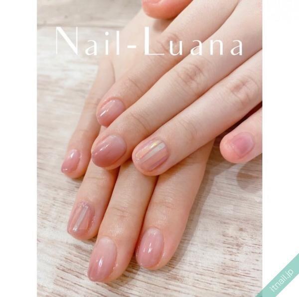 Nail-Luanaが投稿したネイルデザイン [photoid:I0096623] via Itnail Design (644577)