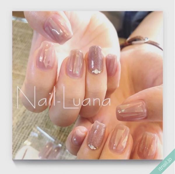 Nail-Luanaが投稿したネイルデザイン [photoid:I0096620] via Itnail Design (644583)