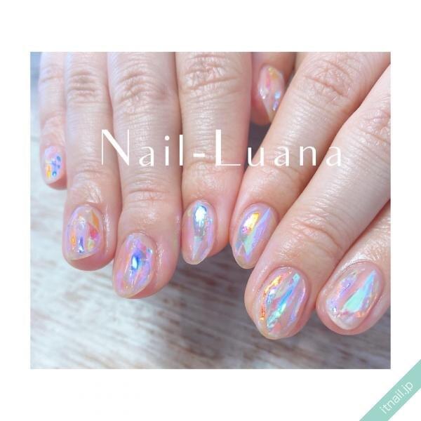 Nail-Luanaが投稿したネイルデザイン [photoid:I0096615] via Itnail Design (644585)