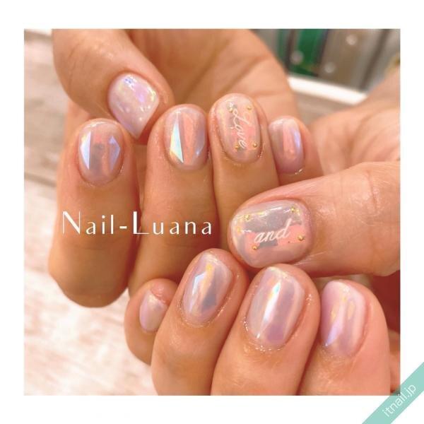 Nail-Luanaが投稿したネイルデザイン [photoid:I0096610] via Itnail Design (644586)