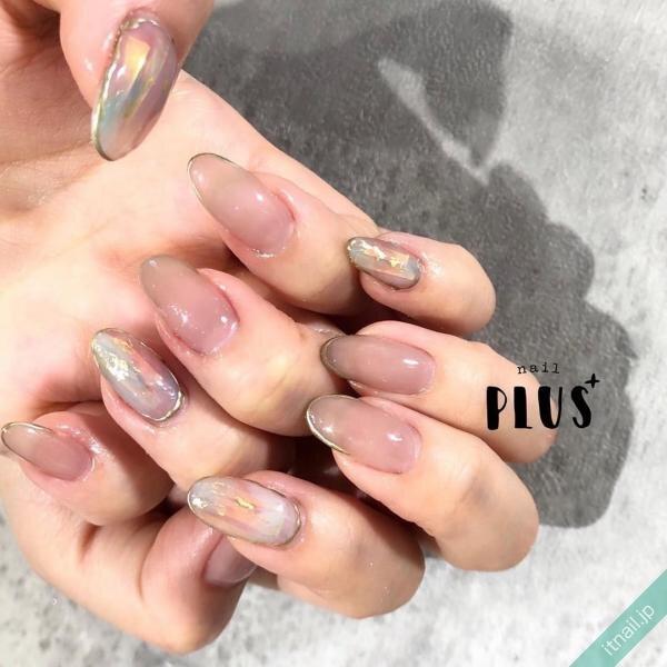 nail PLUS+が投稿したネイルデザイン [photoid:I0072551] via Itnail Design (644954)