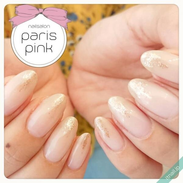 Paris Pinkが投稿したネイルデザイン [photoid:I0072932] via Itnail Design (641978)