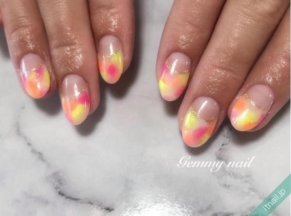 Gemmy nailが投稿したネイルデザイン [photoid:I0071557] via Itnail Design (645252)