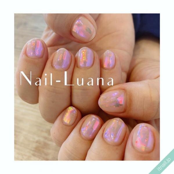 Nail-Luanaが投稿したネイルデザイン [photoid:I0096613] via Itnail Design (645277)