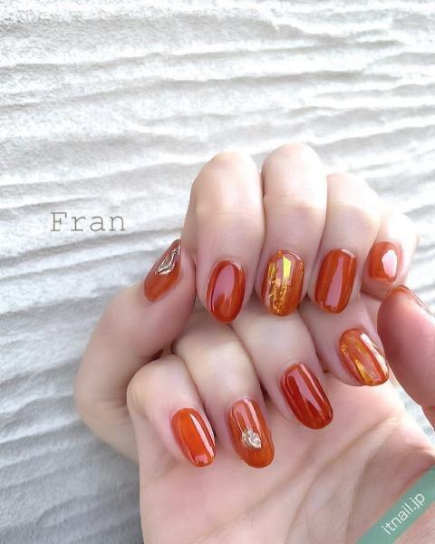 Franが投稿したネイルデザイン [photoid:I0096858] via Itnail Design (644888)