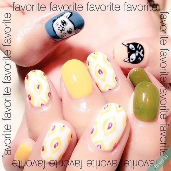Petit Nail Miuが投稿したネイルデザイン [photoid:I0006349] via Itnail Design (645723)