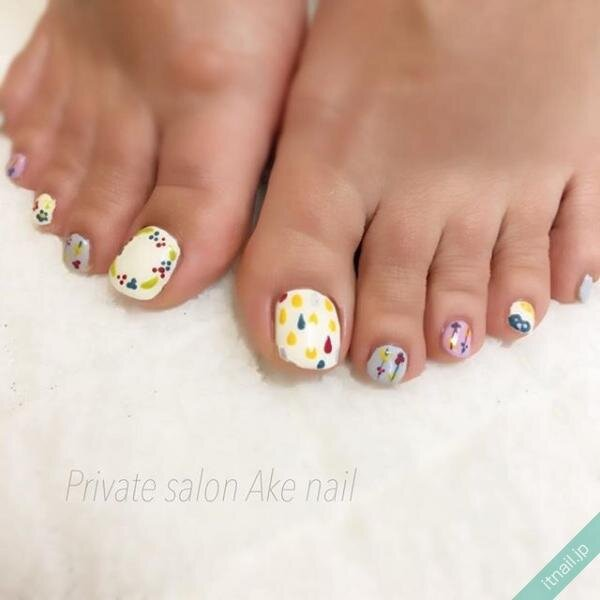 Private salon Ake nailが投稿したネイルデザイン [photoid:I0007330] via Itnail Design (645722)