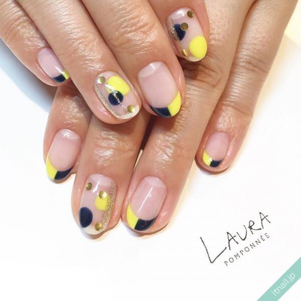 LAURA POMPONNEEが投稿したネイルデザイン [photoid:I0003121] via Itnail Design (645719)