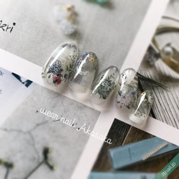 wear_nailが投稿したネイルデザイン [photoid:I0072337] via Itnail Design (645108)