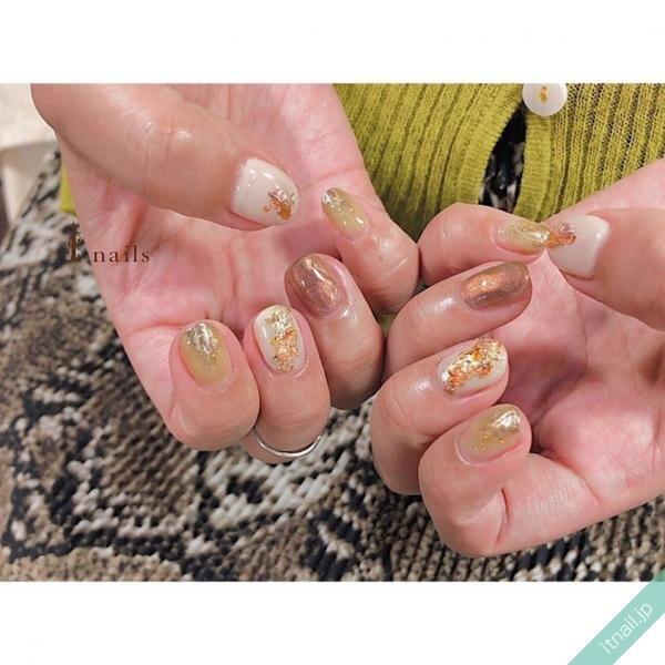 I nailsが投稿したネイルデザイン [photoid:I0087144] via Itnail Design (645994)