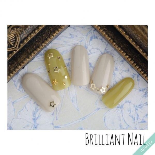 Brilliant Nailが投稿したネイルデザイン [photoid:I0089150] via Itnail Design (645991)