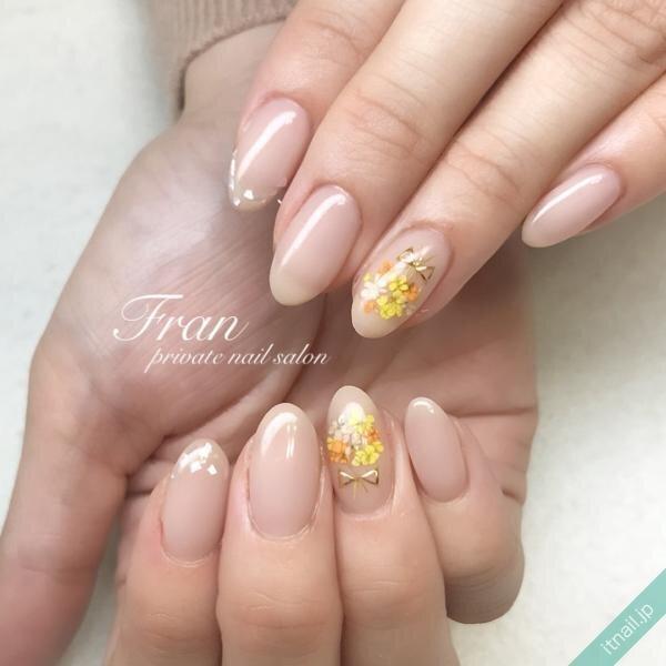 Franが投稿したネイルデザイン [photoid:I0045693] via Itnail Design (645083)