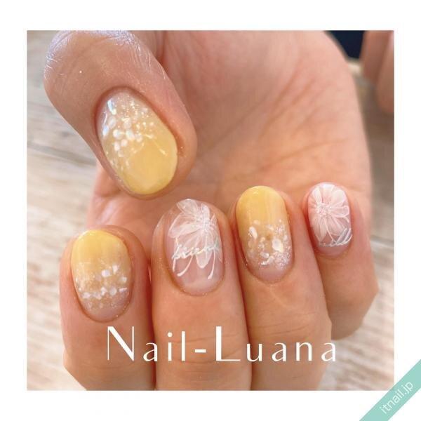 Nail-Luanaが投稿したネイルデザイン [photoid:I0096600] via Itnail Design (646393)