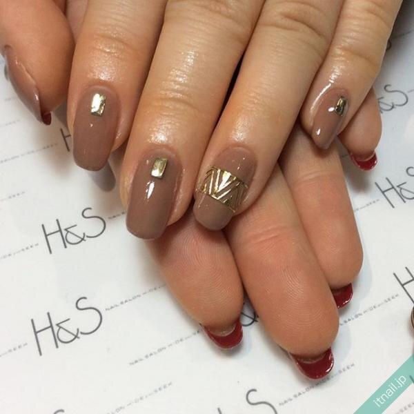 H&Sが投稿したネイルデザイン [photoid:I0033885] via Itnail Design (646425)