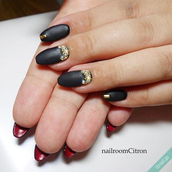 nailroom Citronが投稿したネイルデザイン [photoid:I0010519] via Itnail Design (646427)