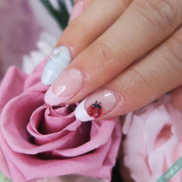 gloss nailが投稿したネイルデザイン [photoid:I0026730] via Itnail Design (646449)