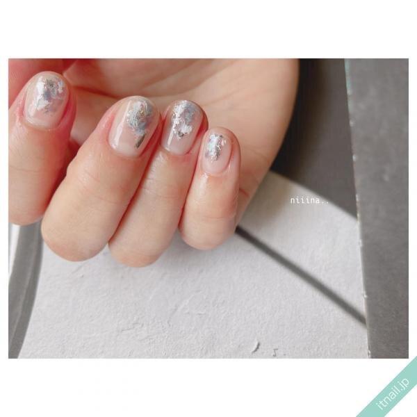 a little salon niiinaが投稿したネイルデザイン [photoid:I0097650] via Itnail Design (646619)