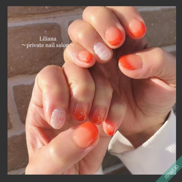 Lilianaが投稿したネイルデザイン [photoid:I0097851] via Itnail Design (646920)