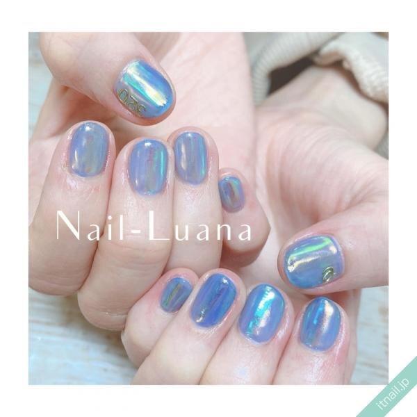 Nail-Luanaが投稿したネイルデザイン [photoid:I0096616] via Itnail Design (647149)