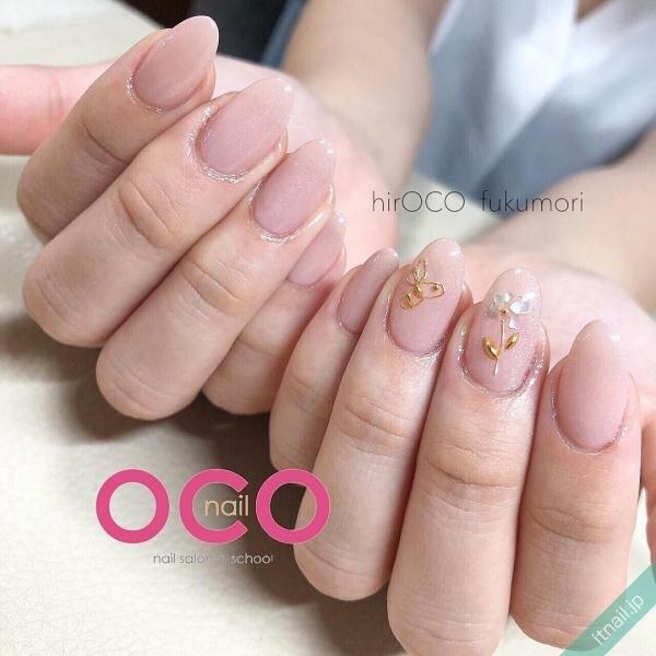 OCO nailが投稿したネイルデザイン [photoid:I0068330] via Itnail Design (645638)