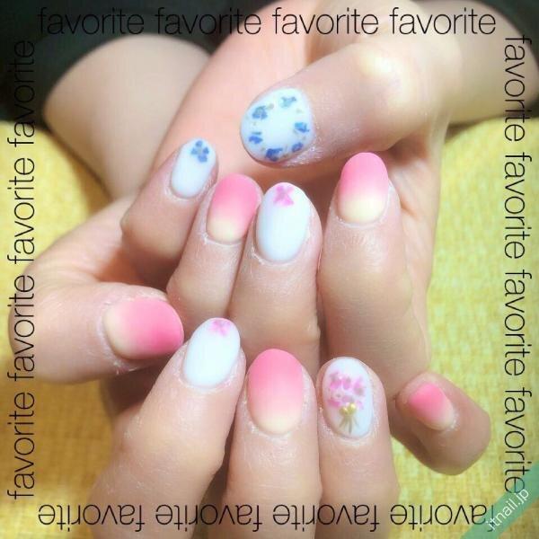 Petit Nail Miuが投稿したネイルデザイン [photoid:I0068024] via Itnail Design (647191)