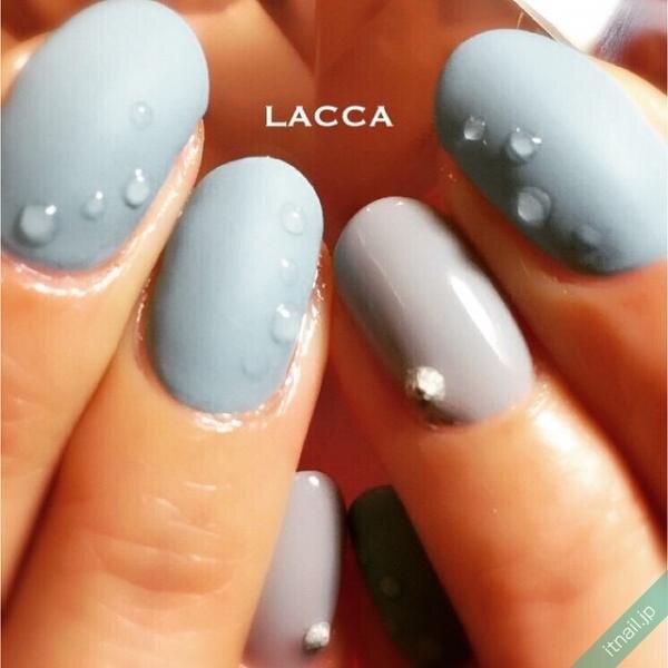 LACCAが投稿したネイルデザイン [photoid:I0025147] via Itnail Design (647544)