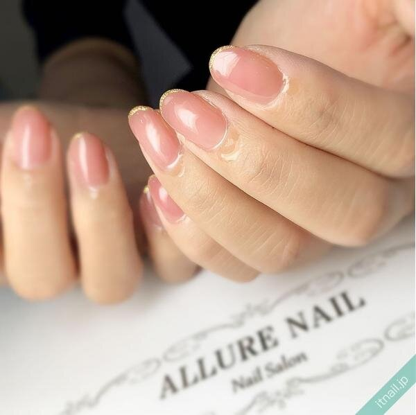 ALLURENAILが投稿したネイルデザイン [photoid:I0077017] via Itnail Design (647491)