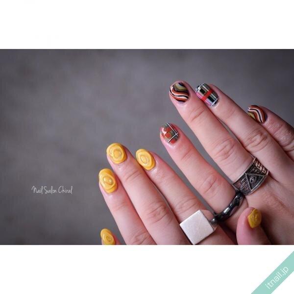 Nail Salon Chiralが投稿したネイルデザイン [photoid:I0074420] via Itnail Design (646939)