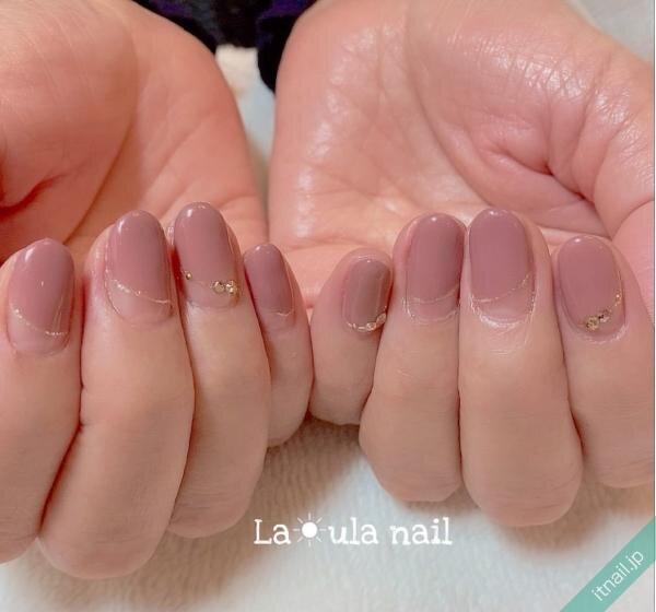 La☀ula nailが投稿したネイルデザイン [photoid:I0094605] via Itnail Design (647425)