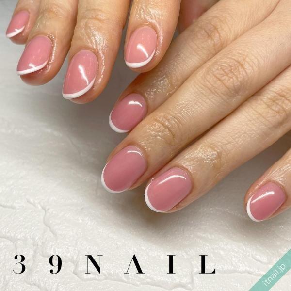 39NAILが投稿したネイルデザイン [photoid:I0098077] via Itnail Design (647581)