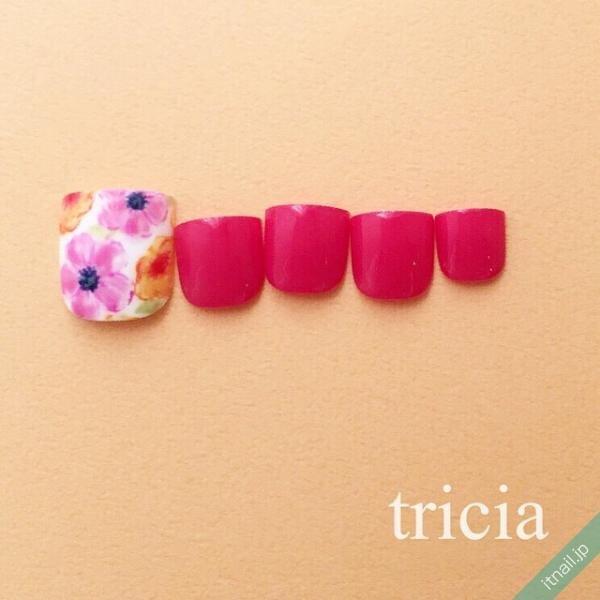 triciaが投稿したネイルデザイン [photoid:I0000297] via Itnail Design (647806)