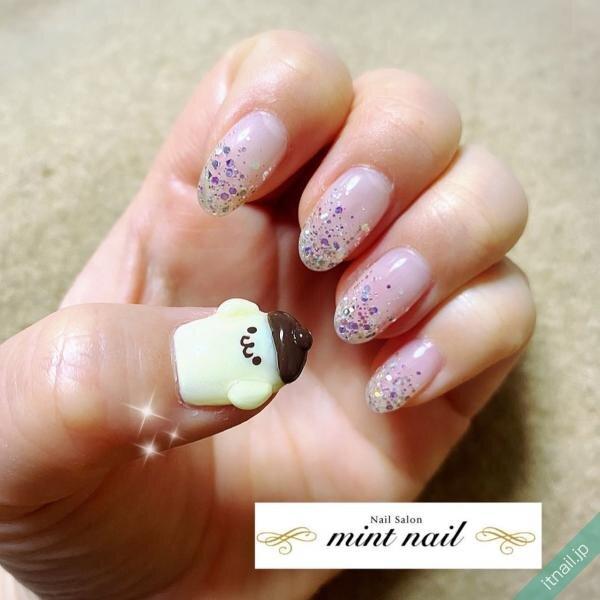 mint nailが投稿したネイルデザイン [photoid:I0081706] via Itnail Design (647970)