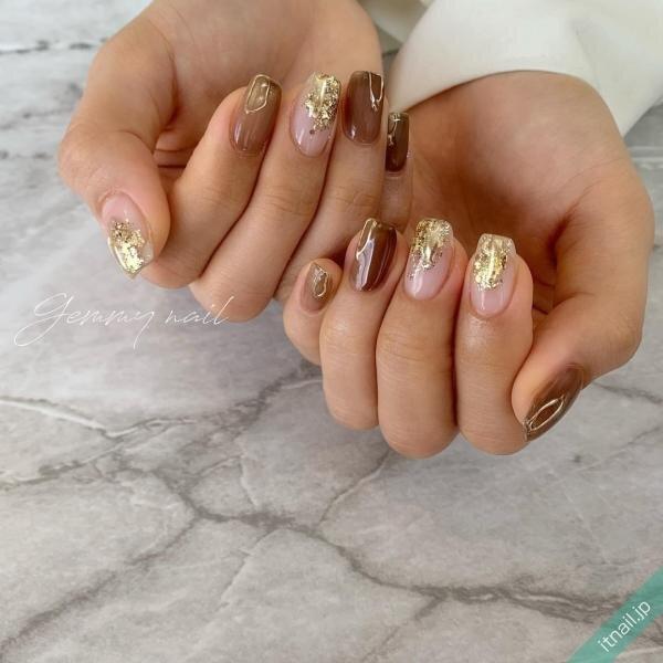 Gemmy nailが投稿したネイルデザイン [photoid:I0098286] via Itnail Design (647940)